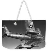 F-86 Jet Fighter Plane Weekender Tote Bag