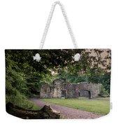 Fairafar Mill, Cramond, Edinburgh Weekender Tote Bag