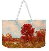 Fall Landscape Weekender Tote Bag