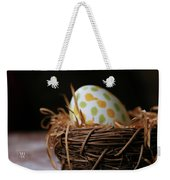 Fashionable Egg Weekender Tote Bag