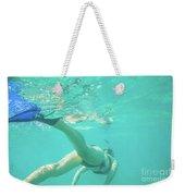 Female Apnea Underwater by Benny Marty