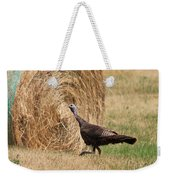 Female Eastern Wild Turkey Weekender Tote Bag