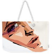 Female Expressions Xii Weekender Tote Bag