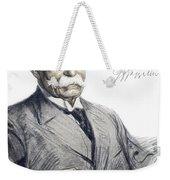 Ferdinand Von Zeppelin Weekender Tote Bag