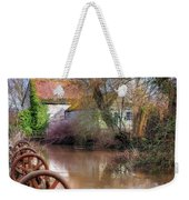Fiddleford Mill - England Weekender Tote Bag