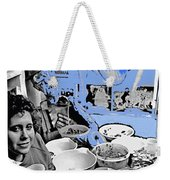 Film Homage Esther Williams Skirts Ahoy 1952 St. Patrick's Day Party Tucson Arizona 1985-2012 Weekender Tote Bag