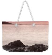 Fine Art- St Ives At Sunset By Phill Potter Weekender Tote Bag