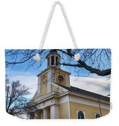 First Parish Church Beverly Ma Weekender Tote Bag