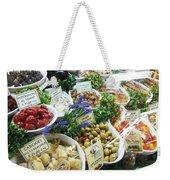 Florence Market  Weekender Tote Bag