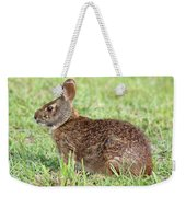 Florida Marsh Rabbit Weekender Tote Bag