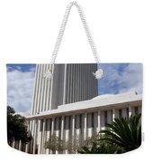 Florida State Capitol Building Weekender Tote Bag
