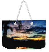 Florida Sunrise Weekender Tote Bag