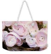 Flower With Painting. Weekender Tote Bag