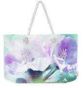 Flowering Weekender Tote Bag