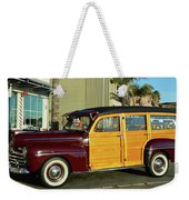 Ford California Woody Station Wagon Weekender Tote Bag