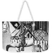Francis I (1494-1547) Weekender Tote Bag