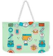 Free Business Listing Bangalore Weekender Tote Bag