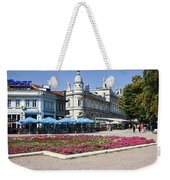 Freedom Square, Ruse, Bulgaria Weekender Tote Bag