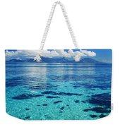 French Polynesia, Moorea Weekender Tote Bag
