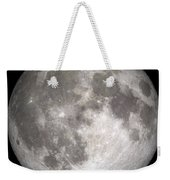 Full Moon Weekender Tote Bag