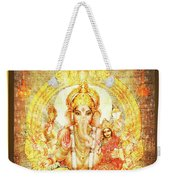Ganesha Ganapati - Success Weekender Tote Bag