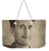 George Orwell 2 Weekender Tote Bag