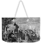 George Whitefield Weekender Tote Bag