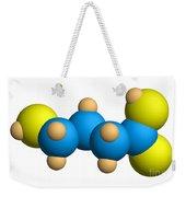 Ghb Molecular Model Weekender Tote Bag