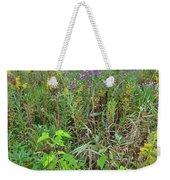 Glacial Park Native Prairie Weekender Tote Bag