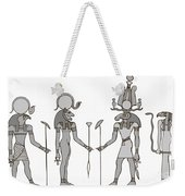 Gods Of Ancient Egypt Weekender Tote Bag