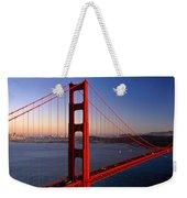 Golden Gate Bridge San Francisco Ca Weekender Tote Bag