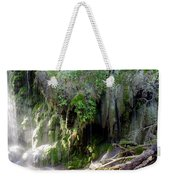 Gormon Falls Colorado Bend State Park.  Weekender Tote Bag