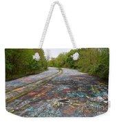 Graffiti Highway, Facing North Weekender Tote Bag