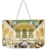 Grand Central Terminal Weekender Tote Bag