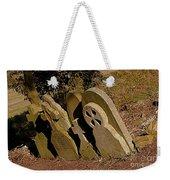 Grave Stones Weekender Tote Bag