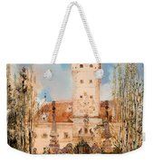 Greillenstein Castle Weekender Tote Bag