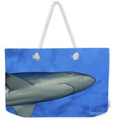 Grey Reef Shark Weekender Tote Bag