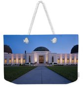 Griffith Observatory Weekender Tote Bag