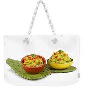 Guacamole. Weekender Tote Bag