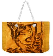 Hair Day - Tile Weekender Tote Bag