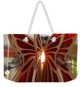 Hanging Butterfly Weekender Tote Bag