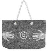 Hans Mosaic Weekender Tote Bag