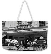 Historic 1920s Revived Lucas Theater Weekender Tote Bag