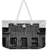 Historic Rickwood Field Weekender Tote Bag