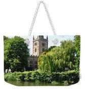 Holy Trinity Church At Stratford-upon-avon Weekender Tote Bag