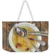Hot Soup Weekender Tote Bag