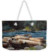 Hudson River Weekender Tote Bag