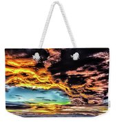 I Am That I Am Weekender Tote Bag by Michael Rogers