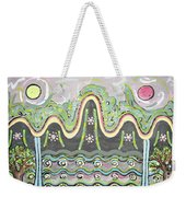 Ilwolobongdo Abstract Landscape Painting2 Weekender Tote Bag