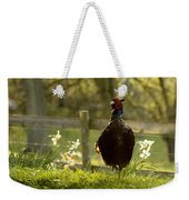 In My Magic Garden Weekender Tote Bag